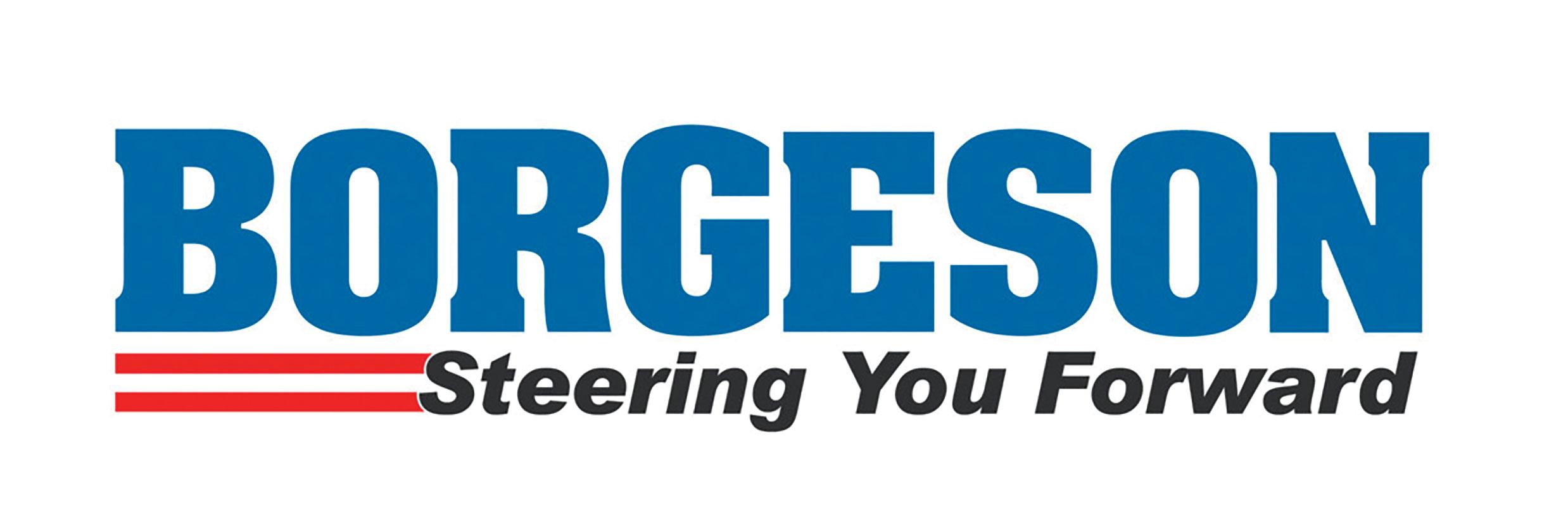 Borgeson Universal logo