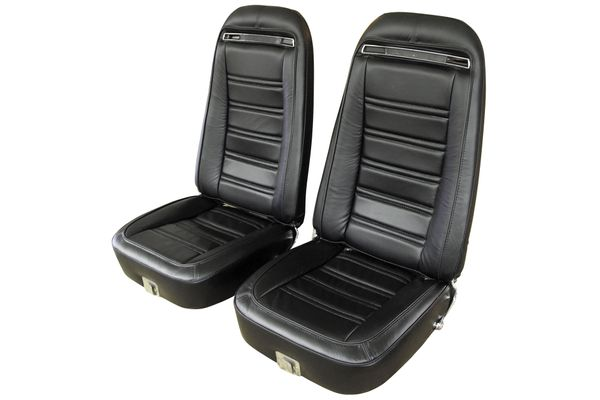 GEAR STICK GAITER /& SEAT BELT COVERS BLACK LEATHER BLUE 93 EMBROIDERY