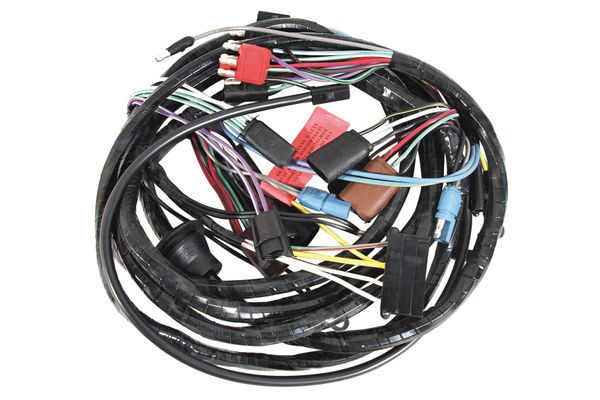 Ford Mustang Headlight Wiring Harness | Top Flight | 1980 Ford Mustang Headlamp Wiring |  | Top Flight Automotive