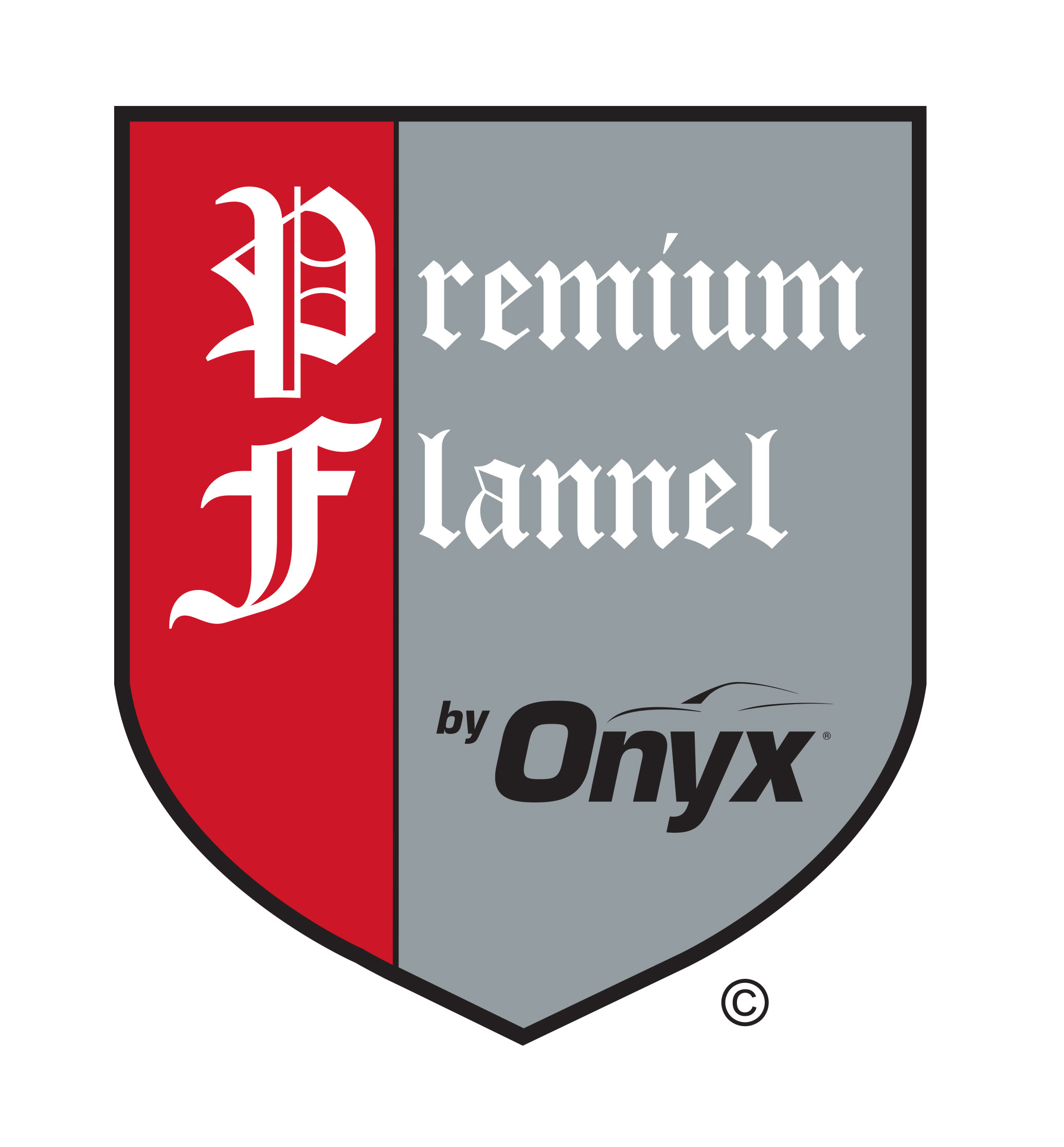 Premium Flannel by Onyx logo