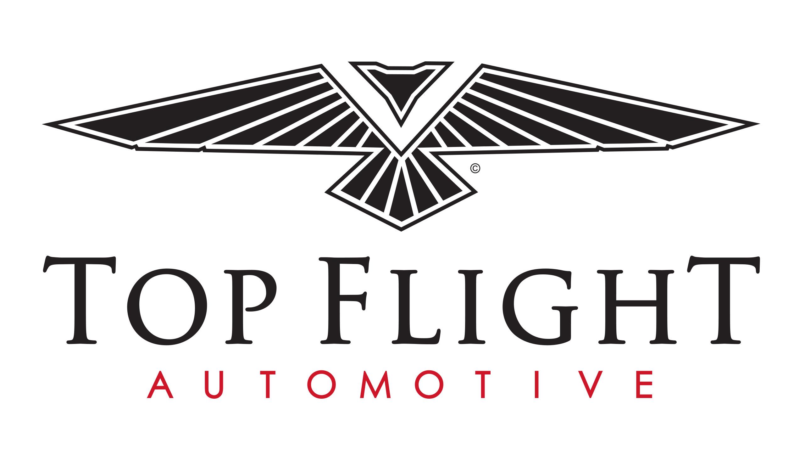 Top Flight logo