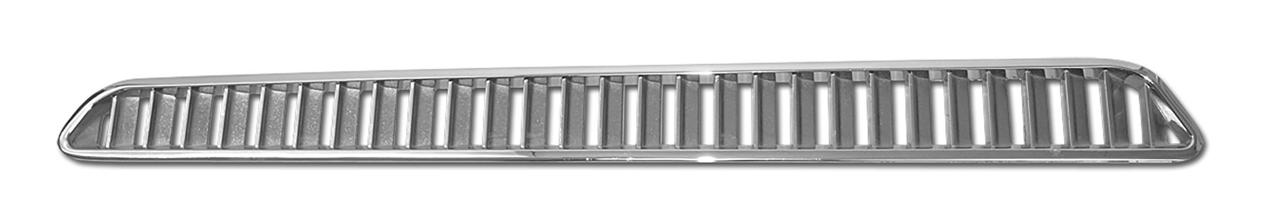 Auto Accessories of America 1965-1966 Chevrolet Corvette Hood Grille. 396/427 RH
