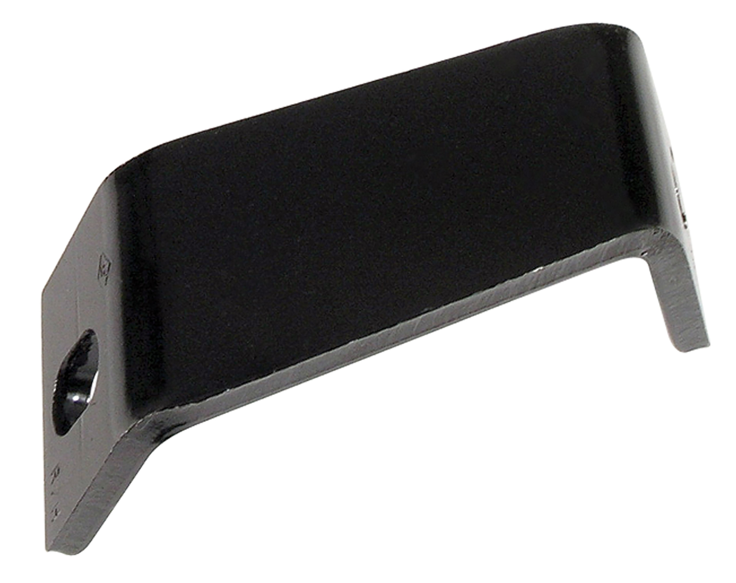 Auto Accessories of America 1968-1969 Chevrolet Corvette Front Bumper Outer Extension Bracket. RH