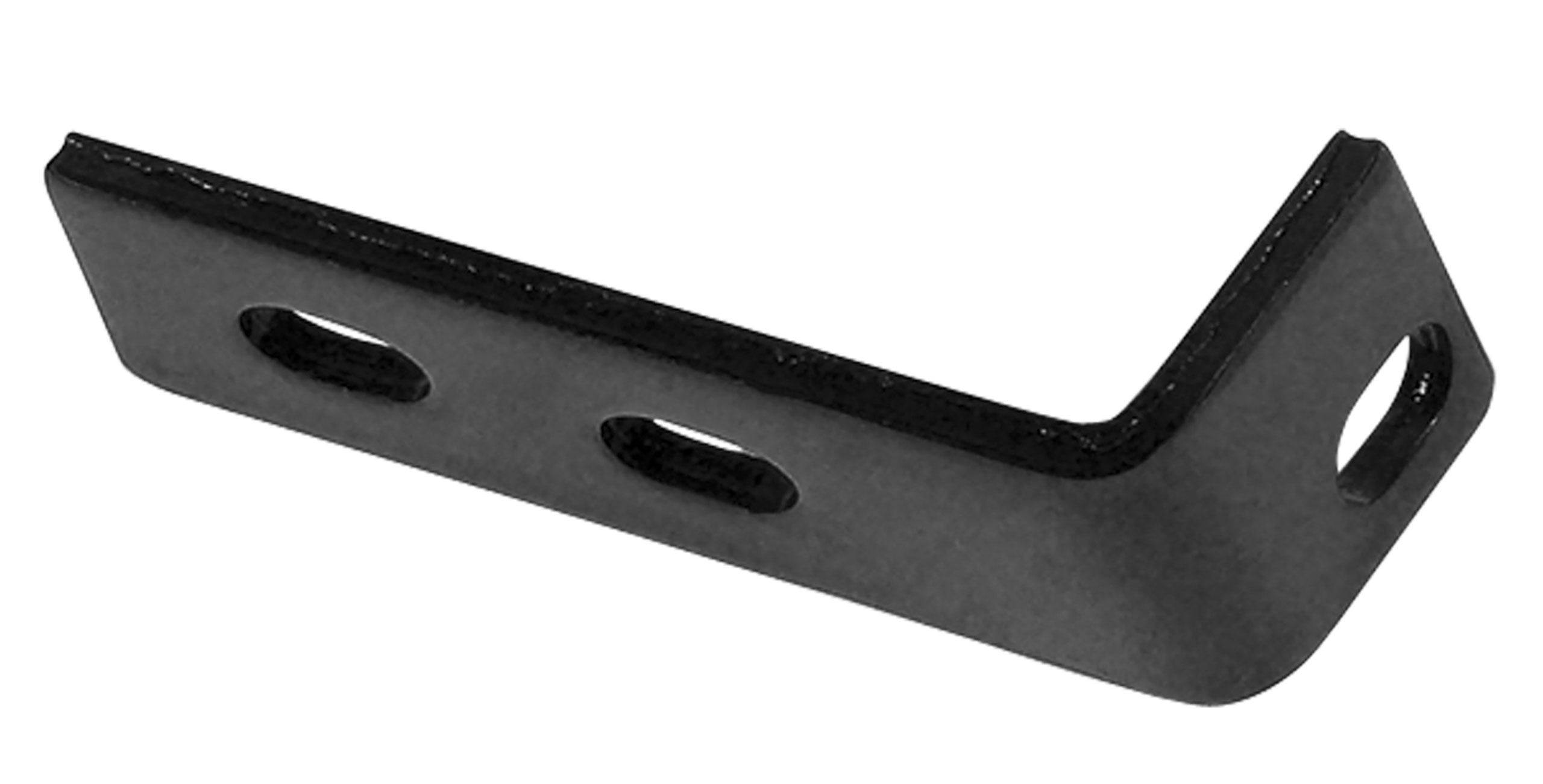 Corvette America 1968-1972 Chevrolet Corvette Front Bumper Guard To Crossmember Extension Bracket LH