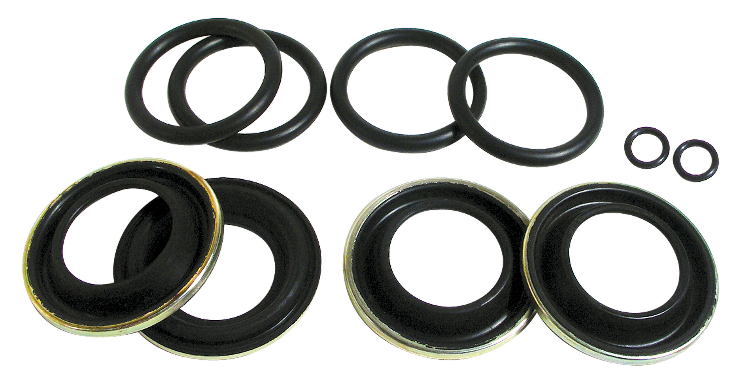 Corvette America 1965-1982 Chevrolet Corvette Caliper Seal Kit. Front O-Ring